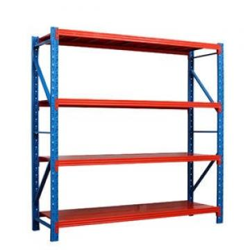 New Design Galvanized Industrial Goods Warehouse Storage Stackable Steel Rack
