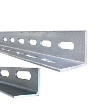 Manufactured Main Product Double Lines Slotted Angle Bar Steel Galvanized for Angle Steel Production Line