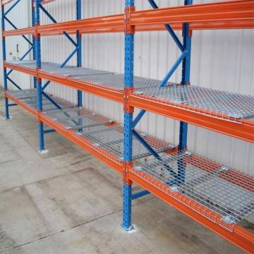 Industrial Warehouse Storage Rack OEM Wire Mesh Long Span Shelving