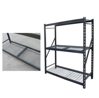 Industrial NSF 4 Tiers 800lbs Shelf Rack Stainless Steel Wire Mesh Shelving