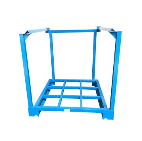 Handling Material Equipment Heavy Duty Steel Pallet Shelf Adjustable Rack